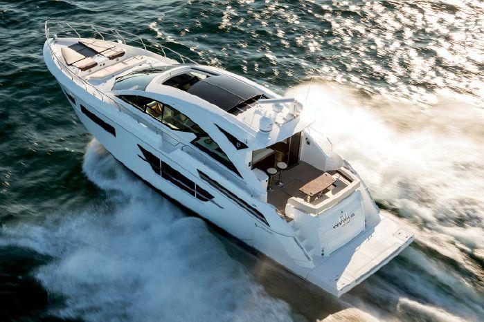 2019 Cruisers Yachts BoatsalesListing Rhode Island