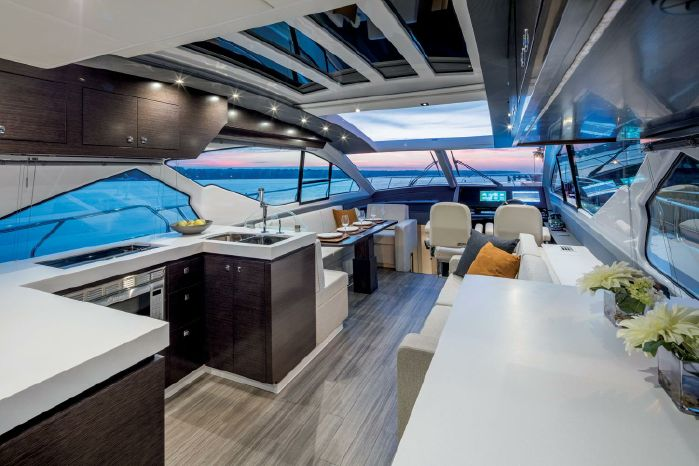 2019 Cruisers Yachts BoatsalesListing New England