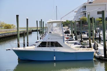 1973 Custom Carolina Convertible Sportfish