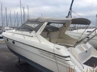 1992 Princess Riviera 346