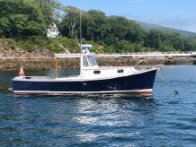 1992 Duffy Lobster Boat