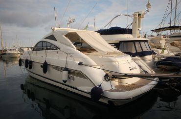 2006 Fairline 47 Targa