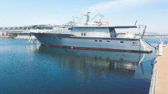 1980 Custom Hybrid Motoryacht