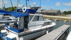 1981 Marinette 28 Sport Fish Fly Bridge