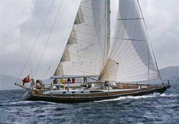 1987 Nauta 54