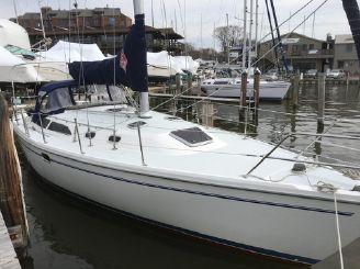 2003 Catalina 36 MkII