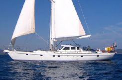 1997 Kanter 58 Pilothouse