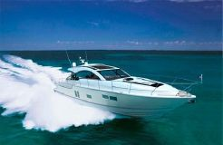 2012 Fairline Targa 58