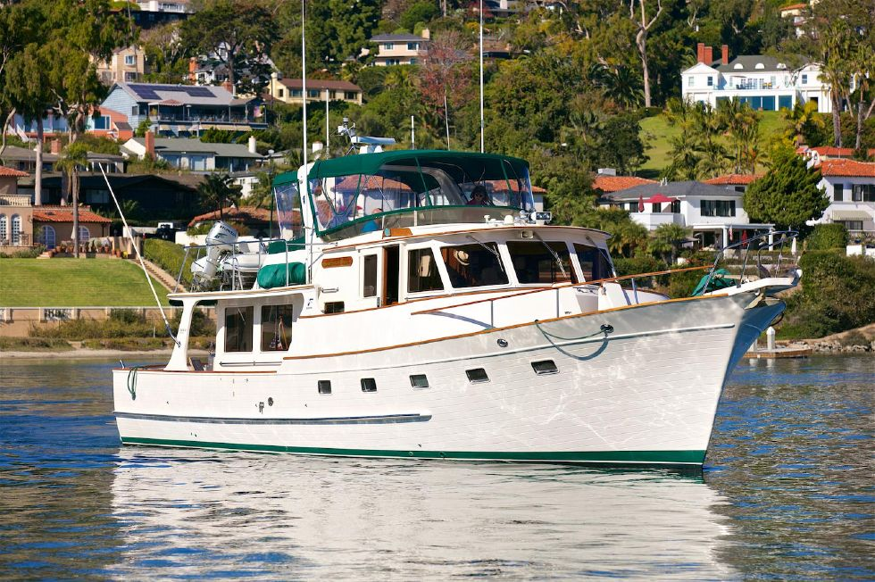 1991 Fleming Yachts 55