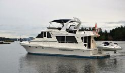 2002 Canoe Cove 50 Pilothouse Luxury Yacht