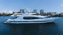 2003 Millennium Super Yachts Raised Pilothouse