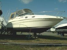 2002 Sea Ray 260 Sundancer-Orig. Owner