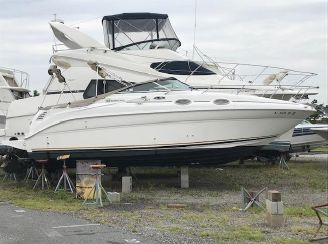 2002 Sea Ray 260 Sundancer-60 Orig. Hours