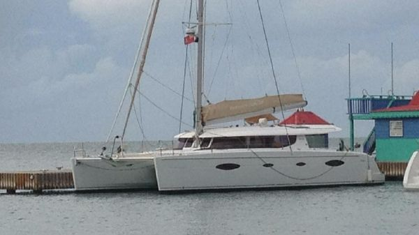 Fountaine Pajot Salina 48 Evolution Fountaine Pajot Salina 48