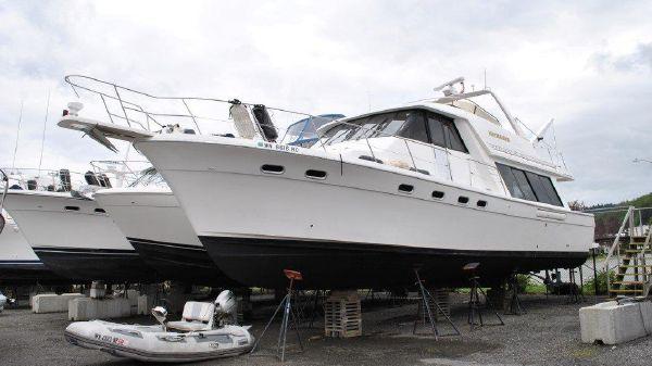Bayliner 4788 Pilothouse Motor Yacht 4788 Bayliner 1994