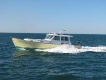 2007 Custom 54 Custom Downeast Yacht