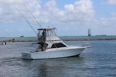 Blackfin 38 Flybridge CAT POWER