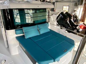 2020 Axopar cabin 28