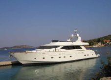 2003 Benetti Sail Division 80 BSD