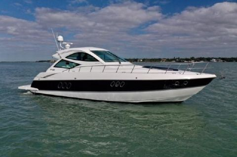 2012 Cruisers Yachts 540 Coupe - Profile