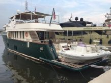 2013 Custom steel trawler 30m
