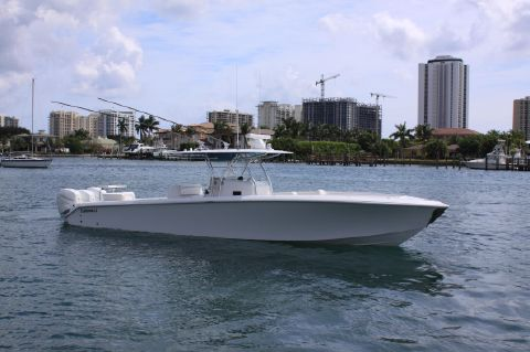 2014 Bahama 41 Open Fisherman
