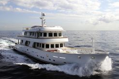 2008 Explorer 115 trawler