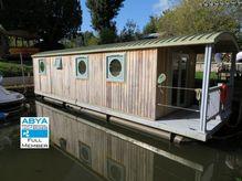 2018 Houseboat River Pod 35