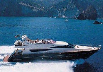 2003 Riva Opera 80