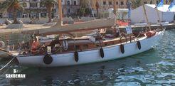 1955 Custom Eugene Cornu Bermudan Cutter/Sloop