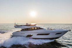2022 Ferretti Yachts 550