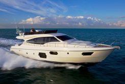 2014 Ferretti Yachts 620