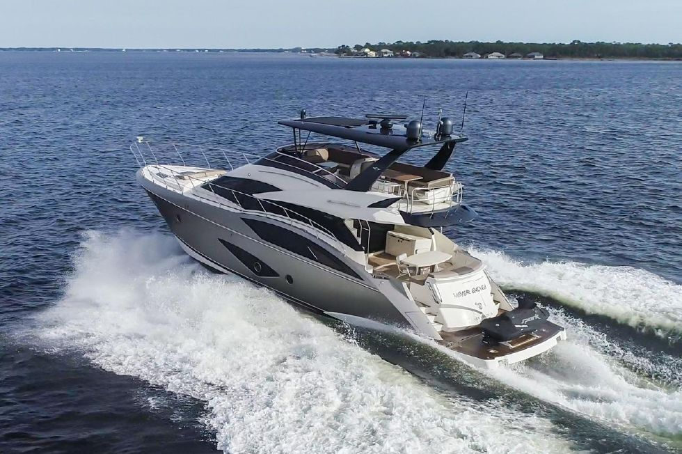 2013 Marquis 630 Sport Yacht 63 Boats for Sale - American