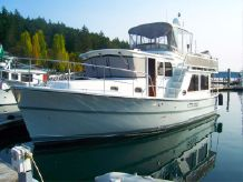 2017 Helmsman Trawlers 38E Pilothouse