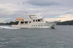 2015 Fleming 58 Pilothouse