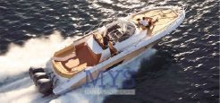 2008 Sessa Marine Key Largo 36