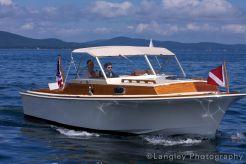 2014 Hunt Yachts Jarvis Newman SH25 YS Custom Resto-Mod