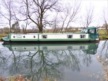 2010 Wide Beam Narrowboat Reeves 65 x 11 Fit out by Kirton Narrowboats
