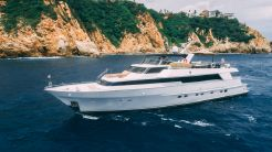 1986 Poole Raised Pilothouse