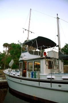 1956 Custom Motor Sailor
