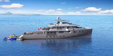 2019 All Ocean Yachts Bray Ocean Rover 132
