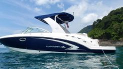 2010 Chaparral Sunesta 264 Wide Tech