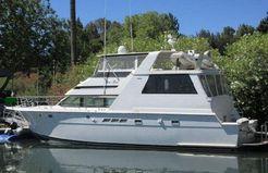 1994 Hatteras 52 Cockpit Motor Yacht PM