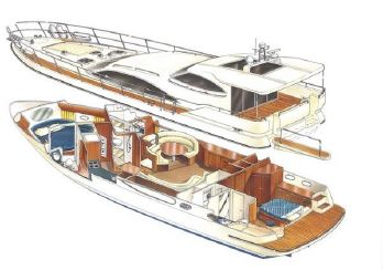 2005 Atlantic 60 Boat Moulds