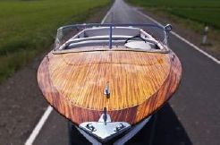 1968 Custom Sportboat Timossi Mahagoni