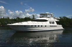 2002 Viking Princess 68 Sport Cruiser