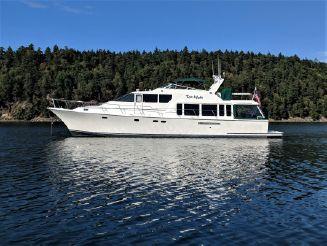 1999 Pacific Mariner 65 Motoryacht