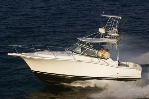 2007 Luhrs 31 Open - Manufacturer Provided Image