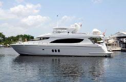 2004 Hatteras Motor Yacht