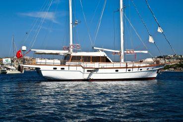 1998 Tuzla Çizgi Yacht Aynakıc 26.80 m